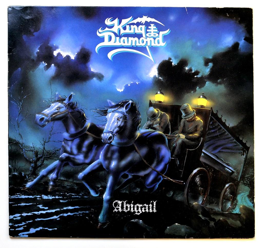 A0450 KING DIAMOND Abigail  A0450 KING DIAMOND Abigail