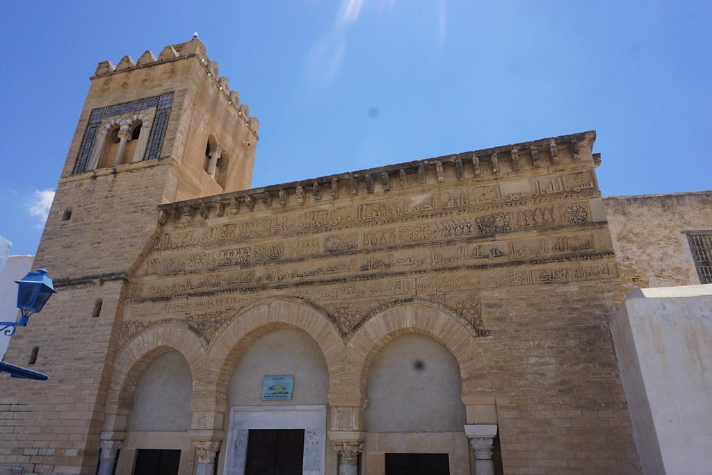 kairouan mosque of the barber