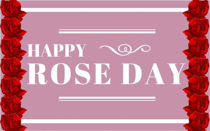 Happy Rose Day Images, Date, Gift, Quotes and wishes for ...
