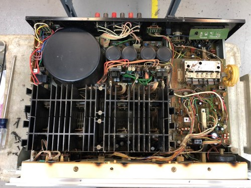 small resolution of restoring a kenwood kr 9050 audiokarma home audio stereo discussion forums