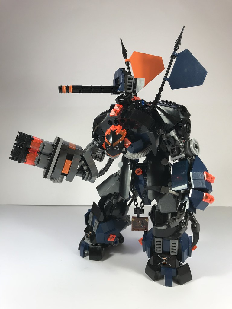Black Knight mech bee 20  Catpipe  Flickr