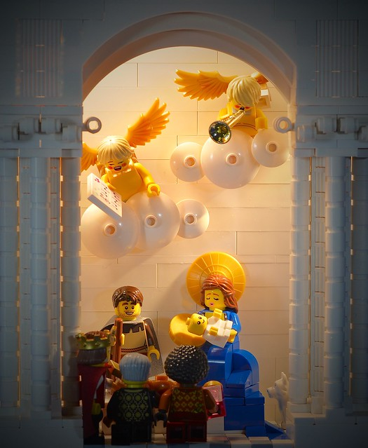 LEGO Nativity