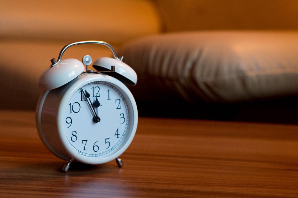 Alarm clock in bedroom   Stock Photos  Fotos Download   Flickr