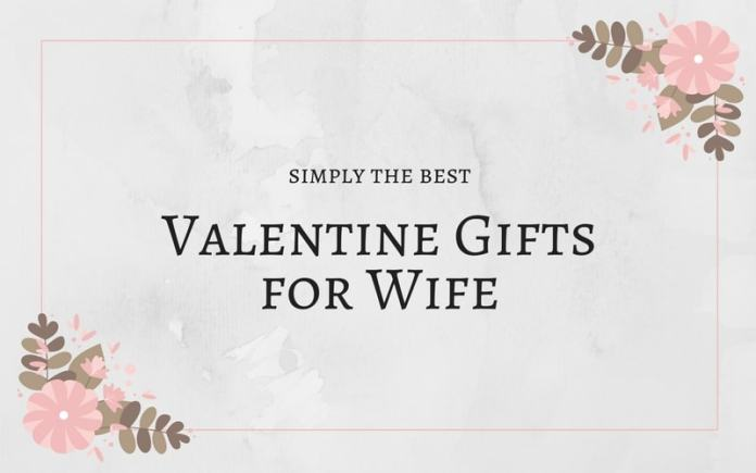 valentine gifts for wife