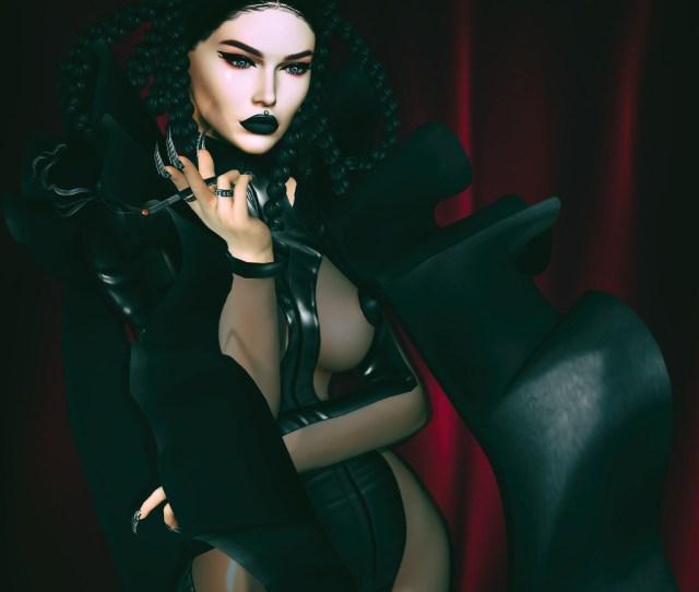 Evil Angel By Ashia Tomsen