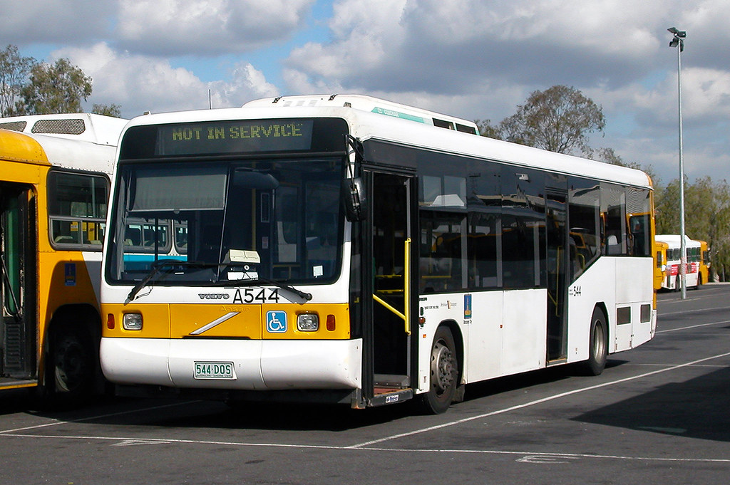 AUSTRALIA - Queensland - Brisbane Transport   Flickr