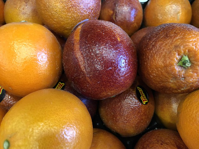 Zumo de naranja divertido