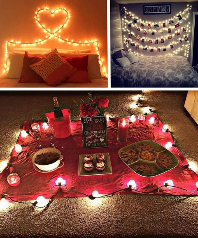 how to surprise your boyfriend on valentines day