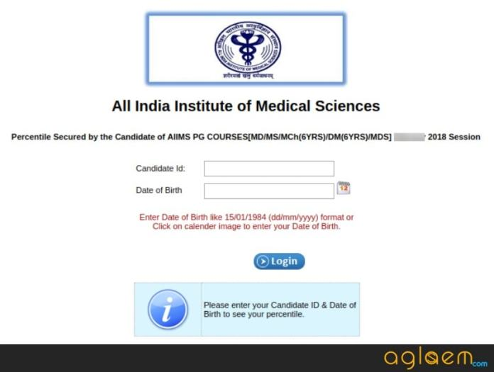 AIIMS PG 2018 Result (July) Announced at mdmsmch.aiimsexams.org; Check Here!
