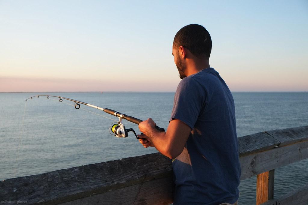 Fishing Pier Norfolk Virginia