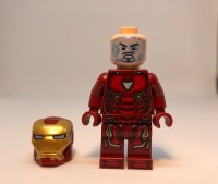 Lego Marvel Avengers Infinity War: Iron Man 2018 | This is ...