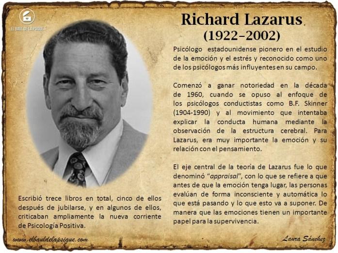 El Baúl de los Autores: Richard Lazarus