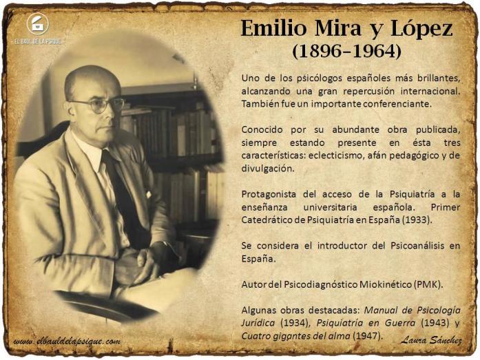 Emilio Mira y López