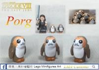 "Moc Lego Starwars VIII: The Last Jedi ""Porg"" | LMA Customs ..."