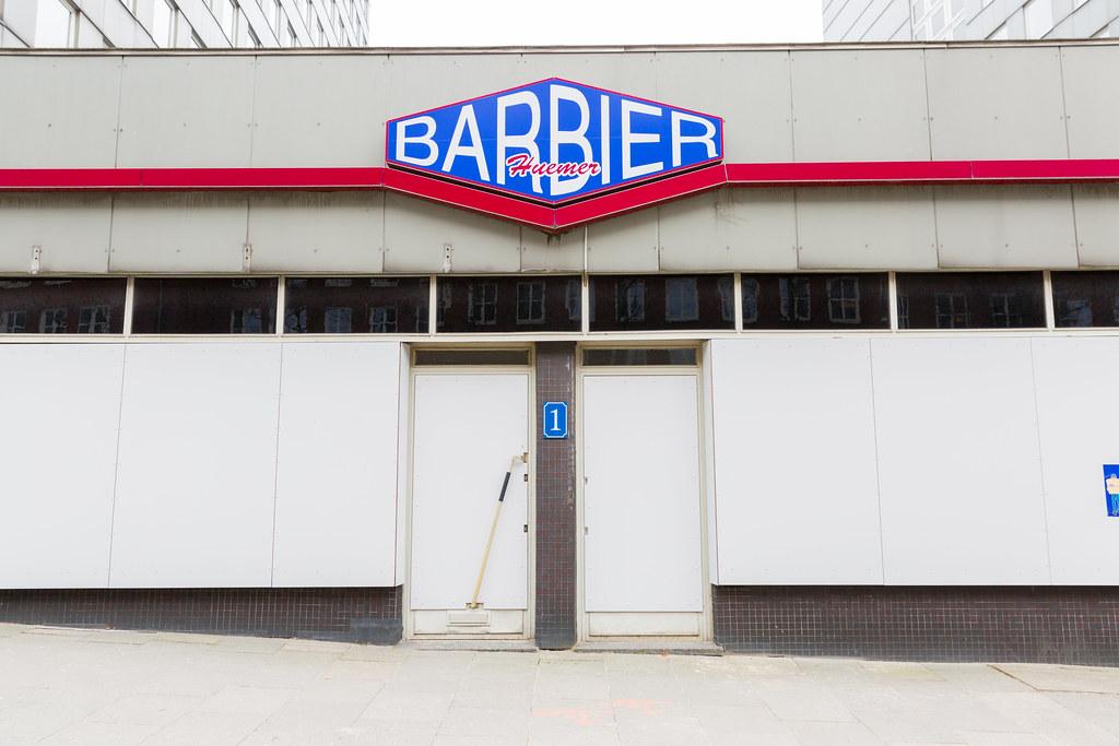 City Hof Hamburg  Barbier  shops in City Hof Hamburg