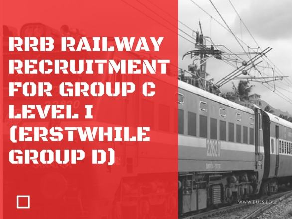 RRB Railway Group D Recruitment 2018 - Result, Cut Off, PET / PST Dates, Document Verification
