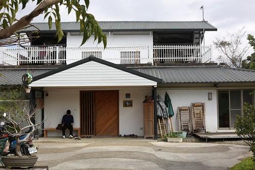【民宿】台東鹿野「後山人家」:濃濃的檜木香散發著