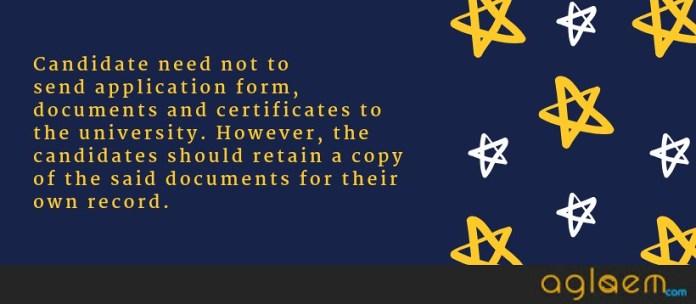 BHU Admission Application Form