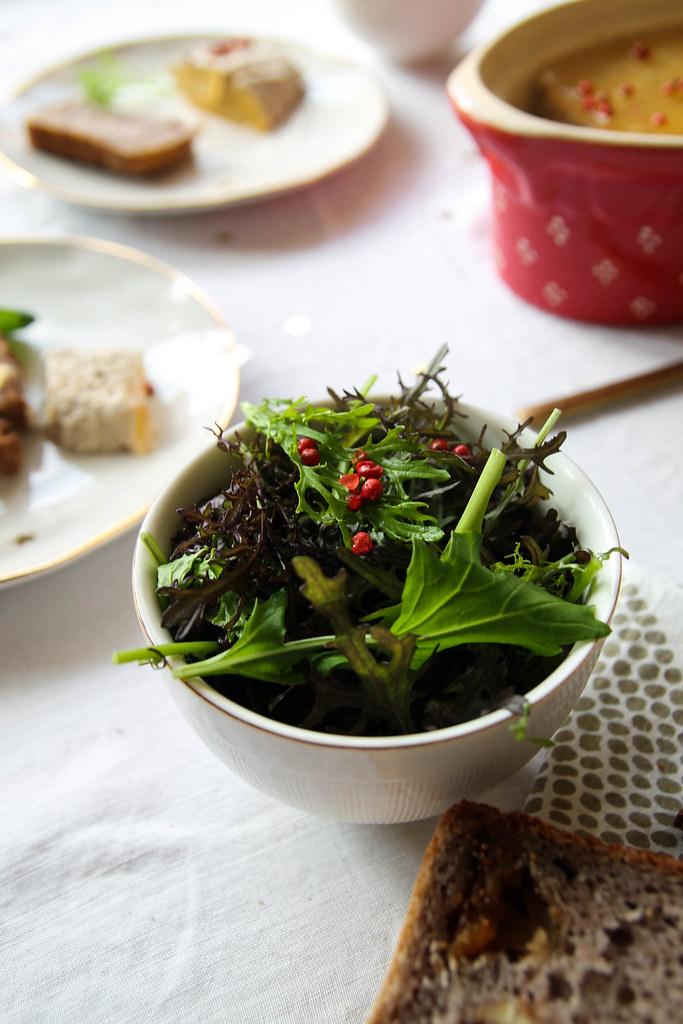 Mousse de foie gras végétal vegan