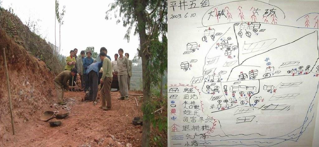 古勝村村民組織起來,學習自主性的自我管理和分配資源,進行集體修路、制定封山規則、建立村寨銀行等公共決議,自發性實施全面保護
