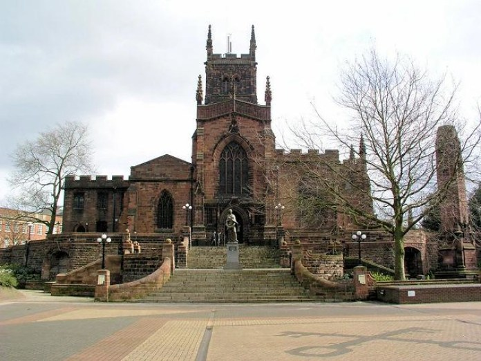 best places to visit in Wolverhampton
