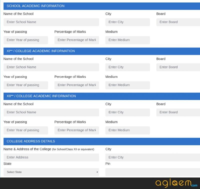 ATIT Application Form