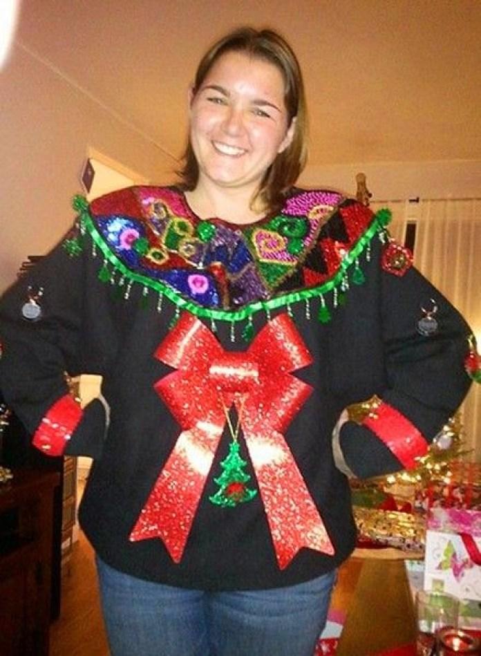 ugly christmas sweater 2018