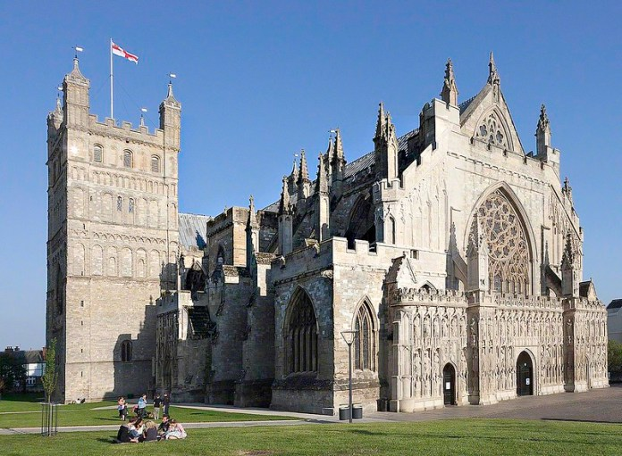 best places to visit in Exeter