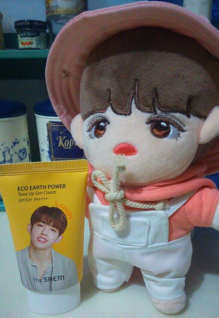 The Saem Seventeen S Coups Suncream