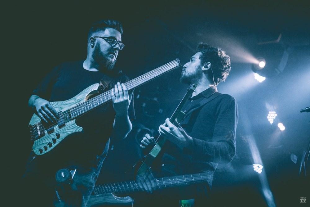 TesseracT + Between the Buried and Me + Plini @ Tivoli Theatre, Dublin - December 2nd 2018