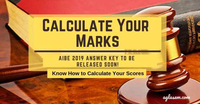 AIBE 2019 Answer Key