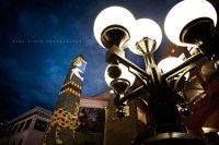 Lamp Post at Horton Plaza San Diego, CA | Kirk | Flickr