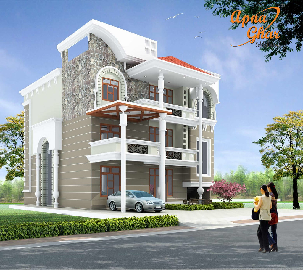 Triplex House Design Beautiful Triplex House Design In 223 Flickr