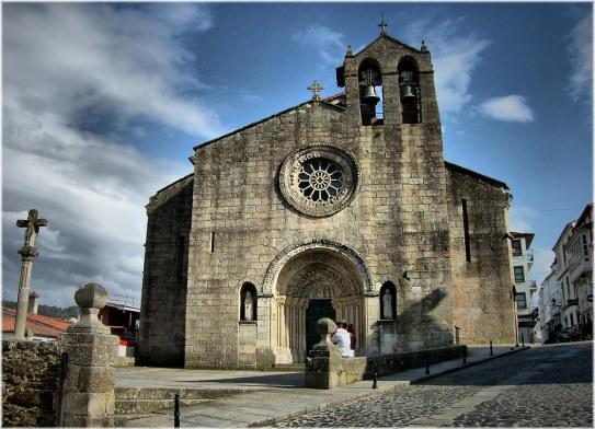 Resultado de imagen de iglesia santa maria del azogue betanzos
