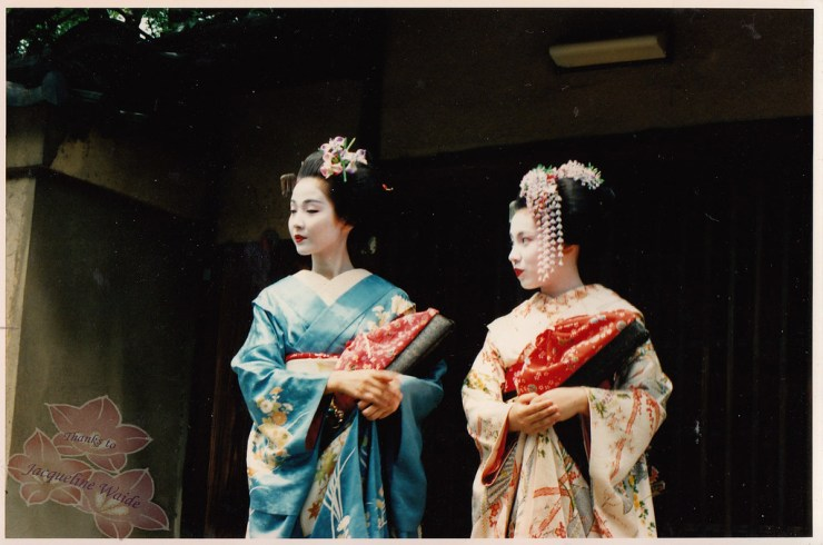 Maiko photographs