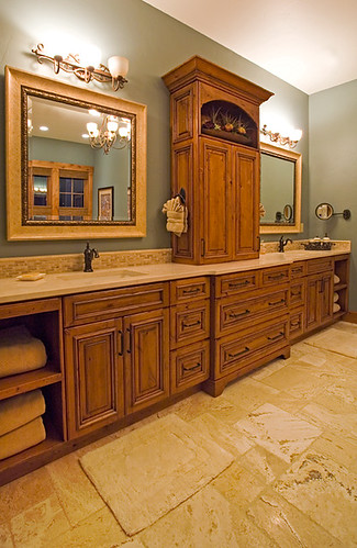 Steve Bennett Builders Interior Photo Master Bathroom I