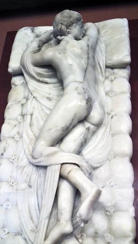 escultura romana Museo Castillo Bellver Palma de Mallorca 26