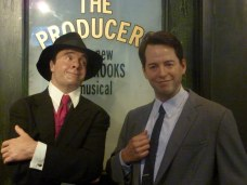 Image result for nathan lane and matthew broderick in the producers