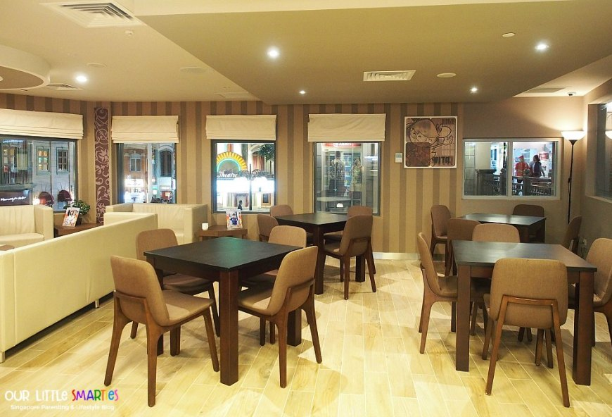 Kidzania Parents Lounge 1
