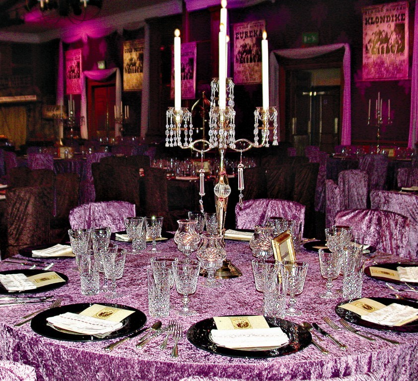 events by designer chair covers office chairs houston tx 88 designs a wild west themed party at gleneagles flickr violet velvet and