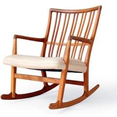 Hans Wegner Rocking Chair Swivel Instructions Ml 33 Mikael Laursen Oak Flickr By Scandinavian Modern
