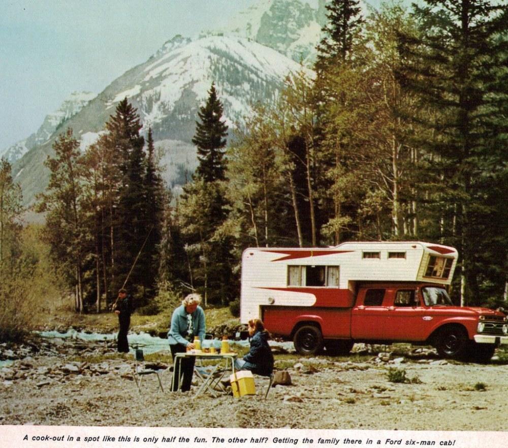 medium resolution of  1966 ford f 350 4 door six man cab pickup truck by coconv