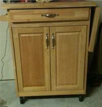 Kitchen Island Cart by Walmart