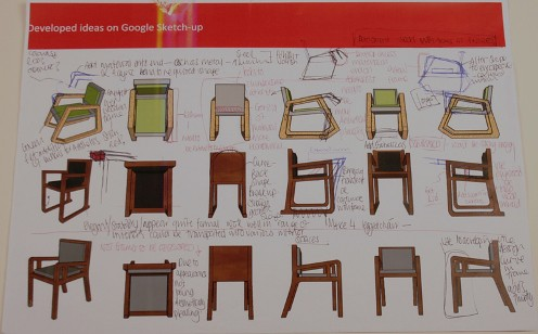 chair design sketchup bedroom and footstool goggle designs three potential ide flickr by sarahb93