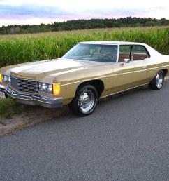 1974 chevy impala by matt trakker [ 1024 x 768 Pixel ]