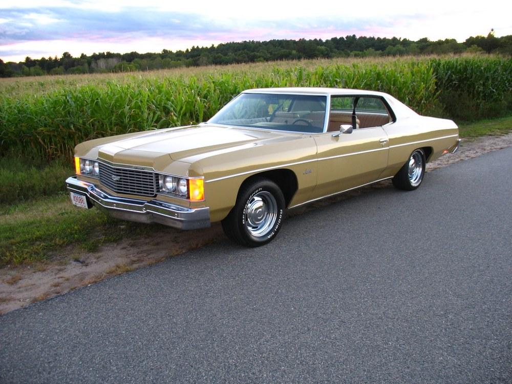 medium resolution of  1974 chevy impala by matt trakker