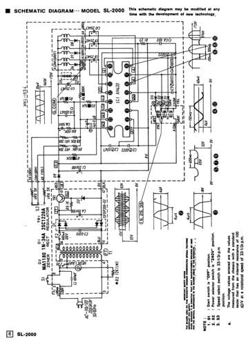 Technics Wiring Diagram Channel Master Wiring Diagram