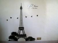 Eiffel Tower Wall Sticker | Kathleen Madula | Flickr