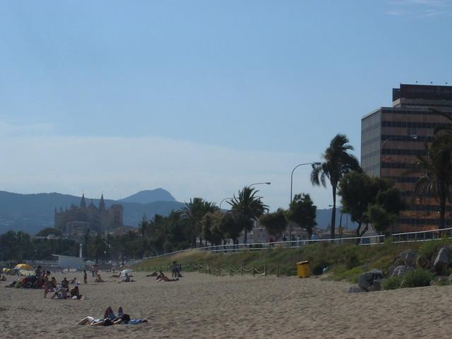 Playa Ca'n Pere Antoni Palma