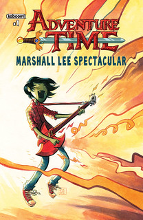 29512505784_ecec5f16fe_n BOOM! announces digital exclusive ADVENTURE TIME MARSHALL LEE SPECTACULAR